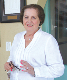 Vitanova, Franca Carella