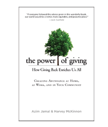 the power of giving book