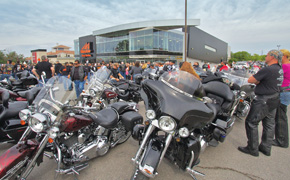 Ride for Sick Kids 2011