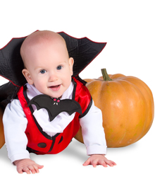 Halloween baby