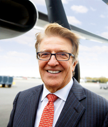 Porter Air CEO, Robert Deluce
