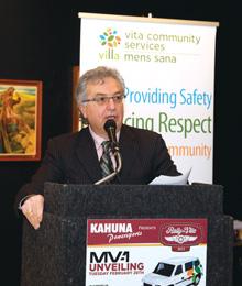 The MV-1 at Vita Community Living Services