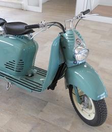 Vintage Moto Collection: A Journey Back (1948-1970)