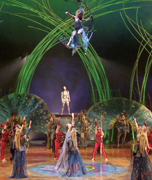 An Enchanting Tempest: Amaluna