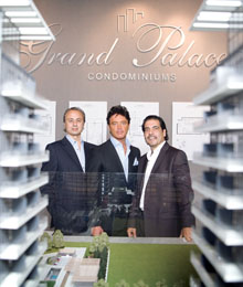 Grand Palace Condominiums