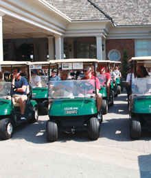 GTMA'S Celebrity Golf Tournament