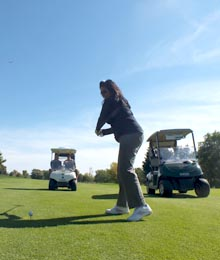 Ladies on the Links