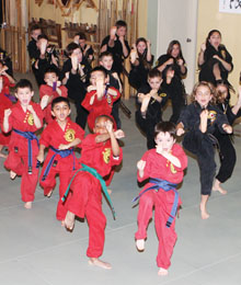 Northern Karate's 40th Anniversary
