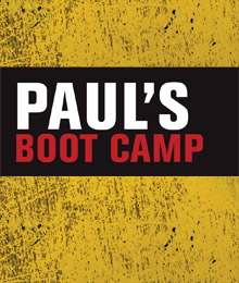 Paul's Boot Camp