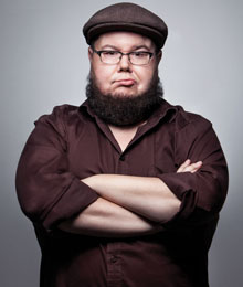 Shane Koyczan The Modern Bard