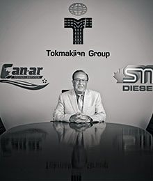 Vaughan businessman Cy Tokmakjian-ft